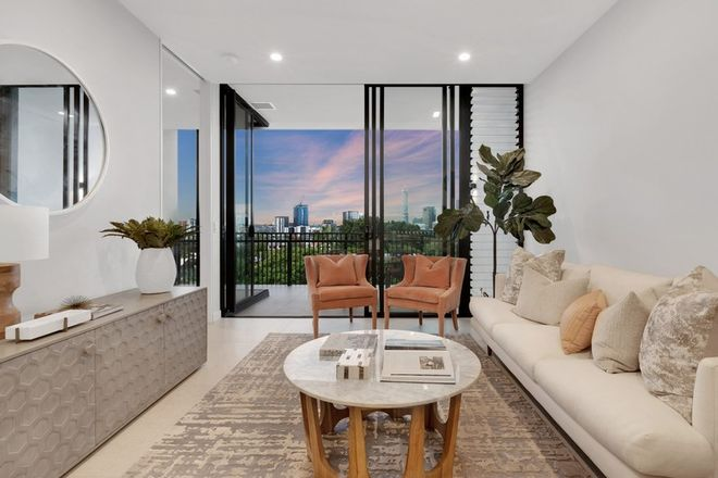 Picture of 304/8 Colton Street, HIGHGATE HILL QLD 4101