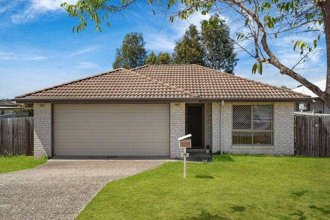 Picture of 10 Serenity Court, CRESTMEAD QLD 4132