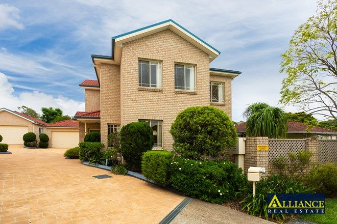 Picture of 6/31 Hodgkinson Crescent, PANANIA NSW 2213