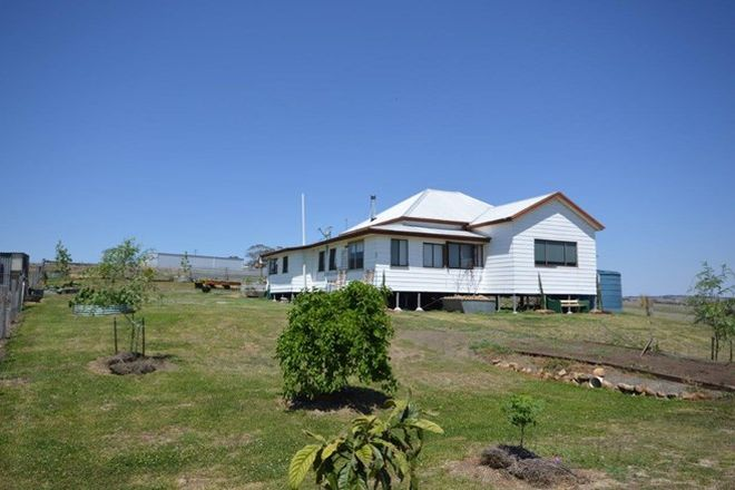 Picture of 11639 Cunningham Highway, CLINTONVALE, WARWICK QLD 4370
