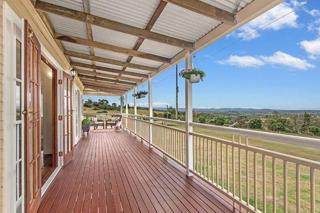 Picture of 329 Tallegalla Two Tree Hill Road, TALLEGALLA QLD 4340