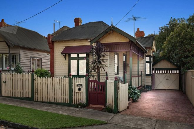Picture of 197 Brougham Street, KEW VIC 3101