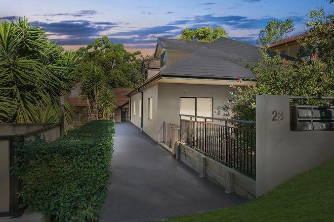 Picture of 4/28 Canonbury Grove, BEXLEY NORTH NSW 2207