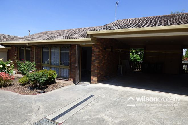Picture of 2/16 Albert Street, TRARALGON VIC 3844