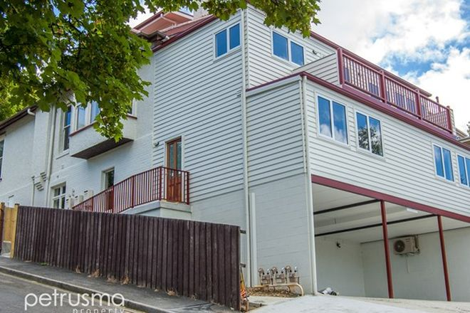 Picture of 2/36 Fitzroy Place, DYNNYRNE TAS 7005
