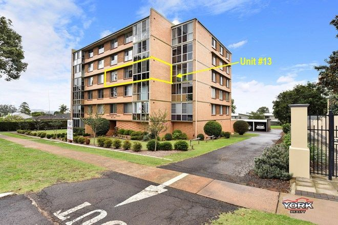 Picture of 13/33-35 Tourist Road, EAST TOOWOOMBA QLD 4350
