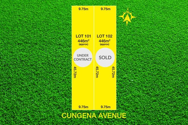 Picture of Cungena Avenue, PARK HOLME SA 5043