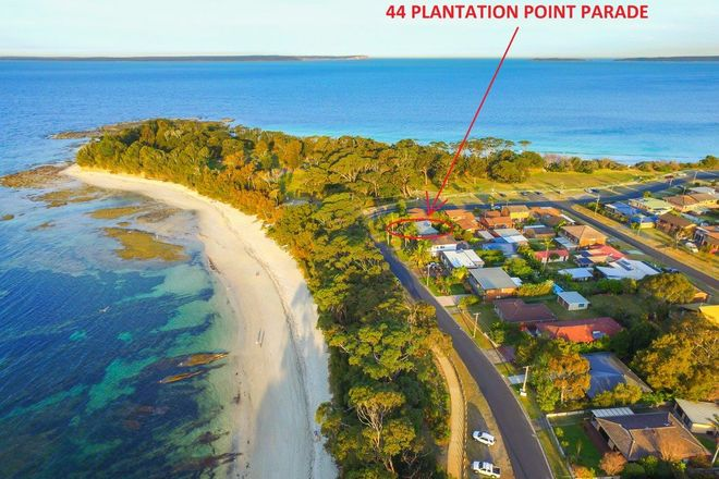 Picture of 44 Plantation Point Parade, VINCENTIA NSW 2540