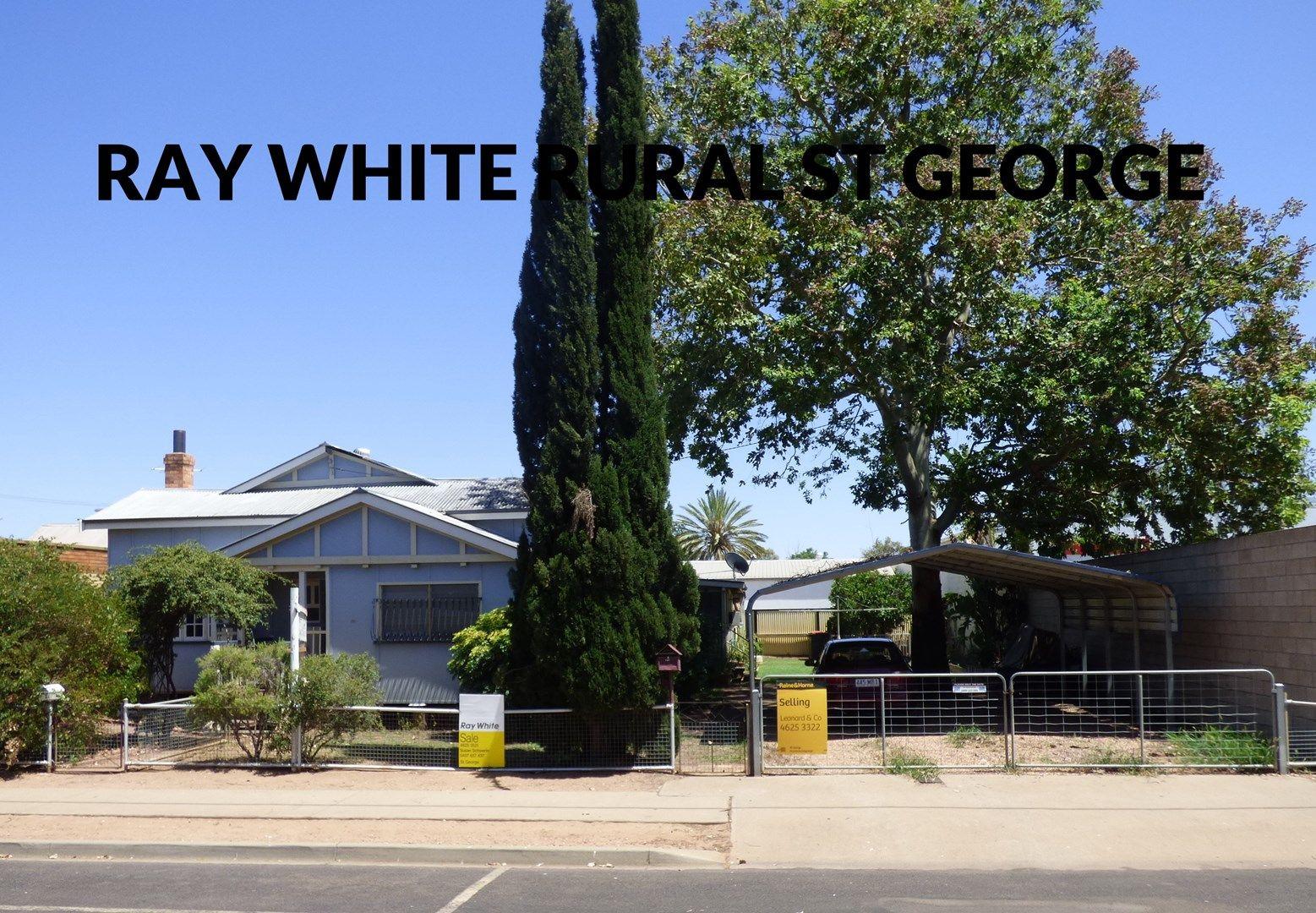 101 VICTORIA STREET, St George QLD 4487, Image 0