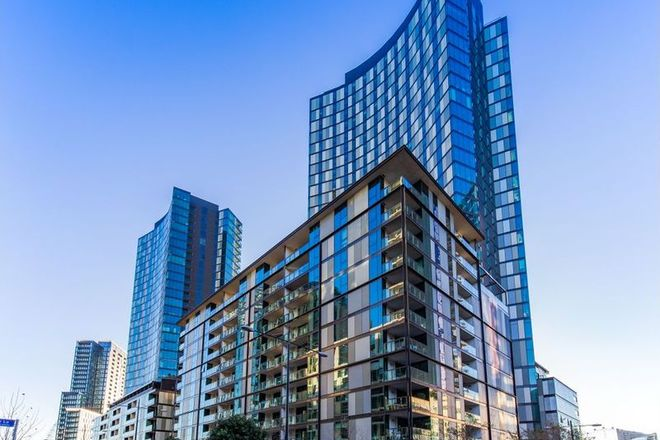 Picture of 502/9 Waterside Place, DOCKLANDS VIC 3008