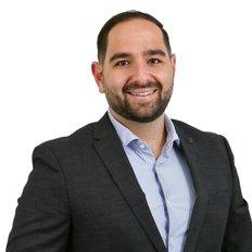 Luke Bavaro, Sales representative