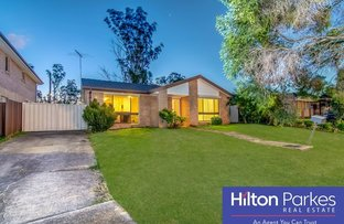 Picture of 51 Gillian Crescent, Hassall Grove NSW 2761