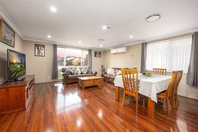 Picture of 6 Magyar Place, OAKHURST NSW 2761