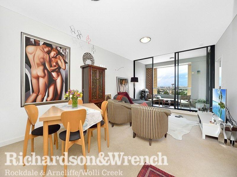 616/6  Brodie Spark Drive , Wolli Creek NSW 2205, Image 2