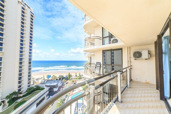Picture of 1607/18 Hanlan Street, SURFERS PARADISE QLD 4217