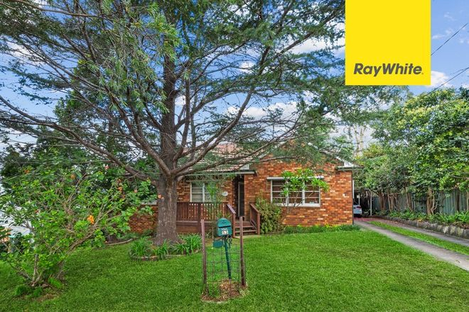 Picture of 53 Brabyn Street, DENISTONE EAST NSW 2112