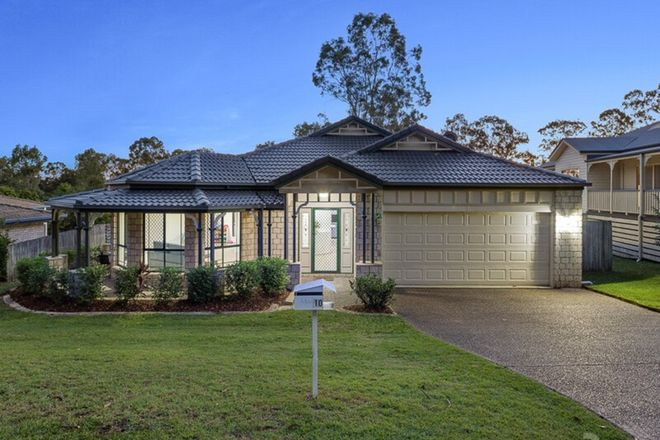 Picture of 10 Paterson Place, FOREST LAKE QLD 4078