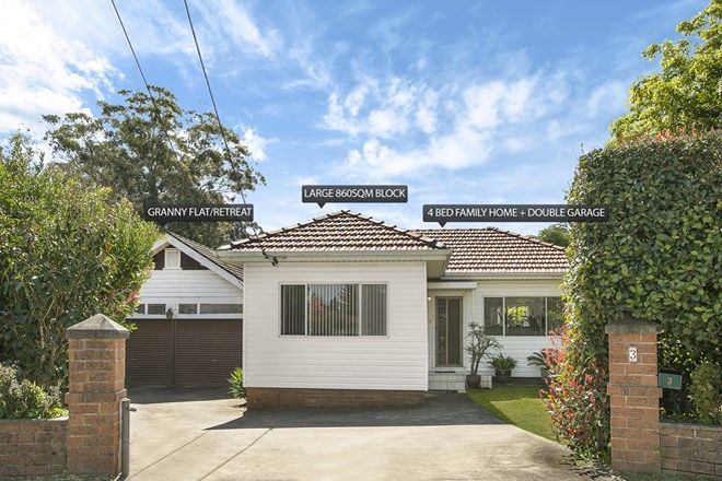 Picture of 3 Flinders Road, NORTH RYDE NSW 2113