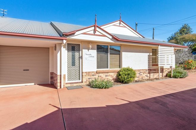 Picture of 1/2a Jackson Street, CENTENARY HEIGHTS QLD 4350