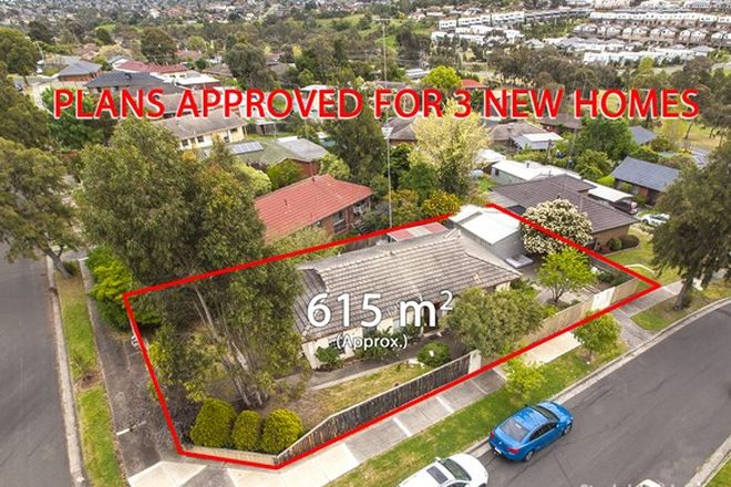Picture of 15 Heywood Crescent, BROADMEADOWS VIC 3047
