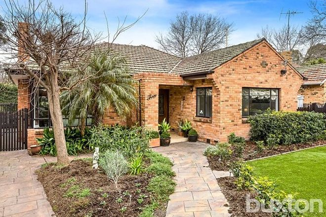 Picture of 3 Hudson  Street, HAMPTON VIC 3188
