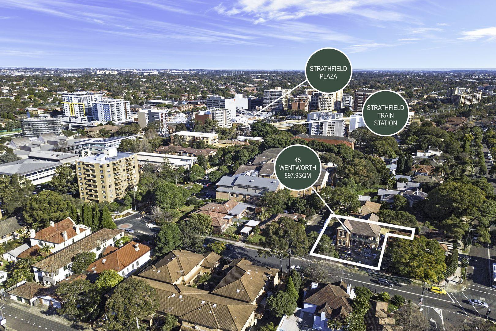 45 Wentworth Road, Strathfield NSW 2135, Image 1