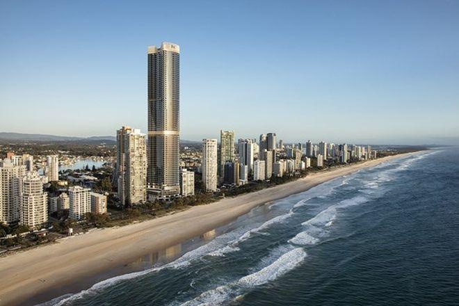 Picture of FL 34 - 44/84 Esplanade, SURFERS PARADISE QLD 4217