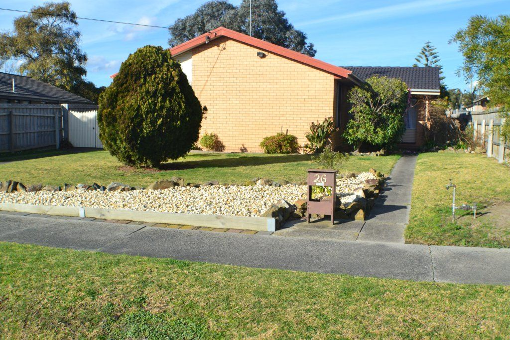 26 Hawthorn Crescent, Churchill VIC 3842, Image 0