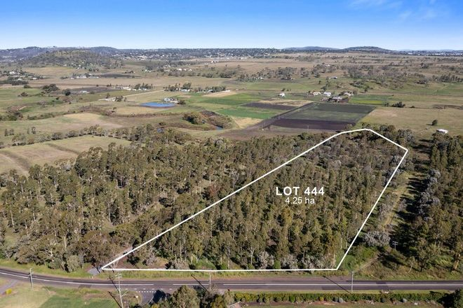 Picture of 444 Gowrie Tilgonda Road, GOWRIE JUNCTION QLD 4352