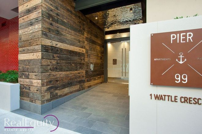 Picture of 509/1 Wattle Crescent, PYRMONT NSW 2009