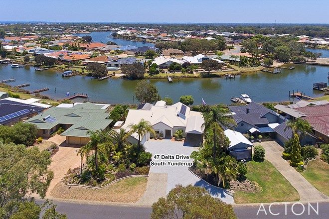 Picture of 47 Delta Drive, SOUTH YUNDERUP WA 6208