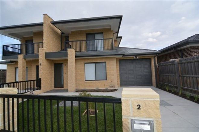 Picture of 2/5 Powell Crescent, MAIDSTONE VIC 3012