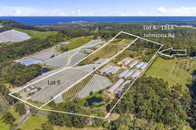 Picture of Lot 4/131A Johnsons Road, SANDY BEACH NSW 2456