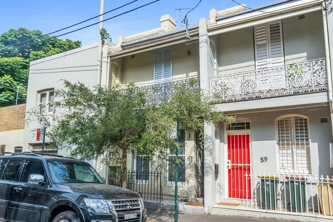 Picture of 61 Marshall  Street, SURRY HILLS NSW 2010