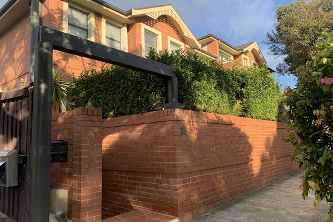 Picture of 35A Abbott Street, CAMMERAY NSW 2062