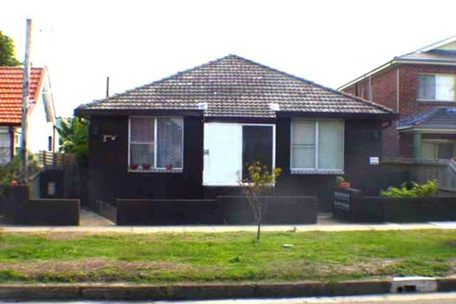 Picture of 5/14 Borrodale Road, KINGSFORD NSW 2032