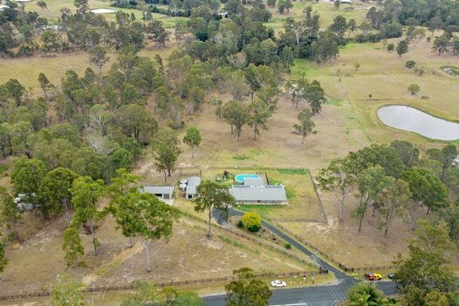Picture of 193-209 Leopardwood Road, CEDAR GROVE QLD 4285