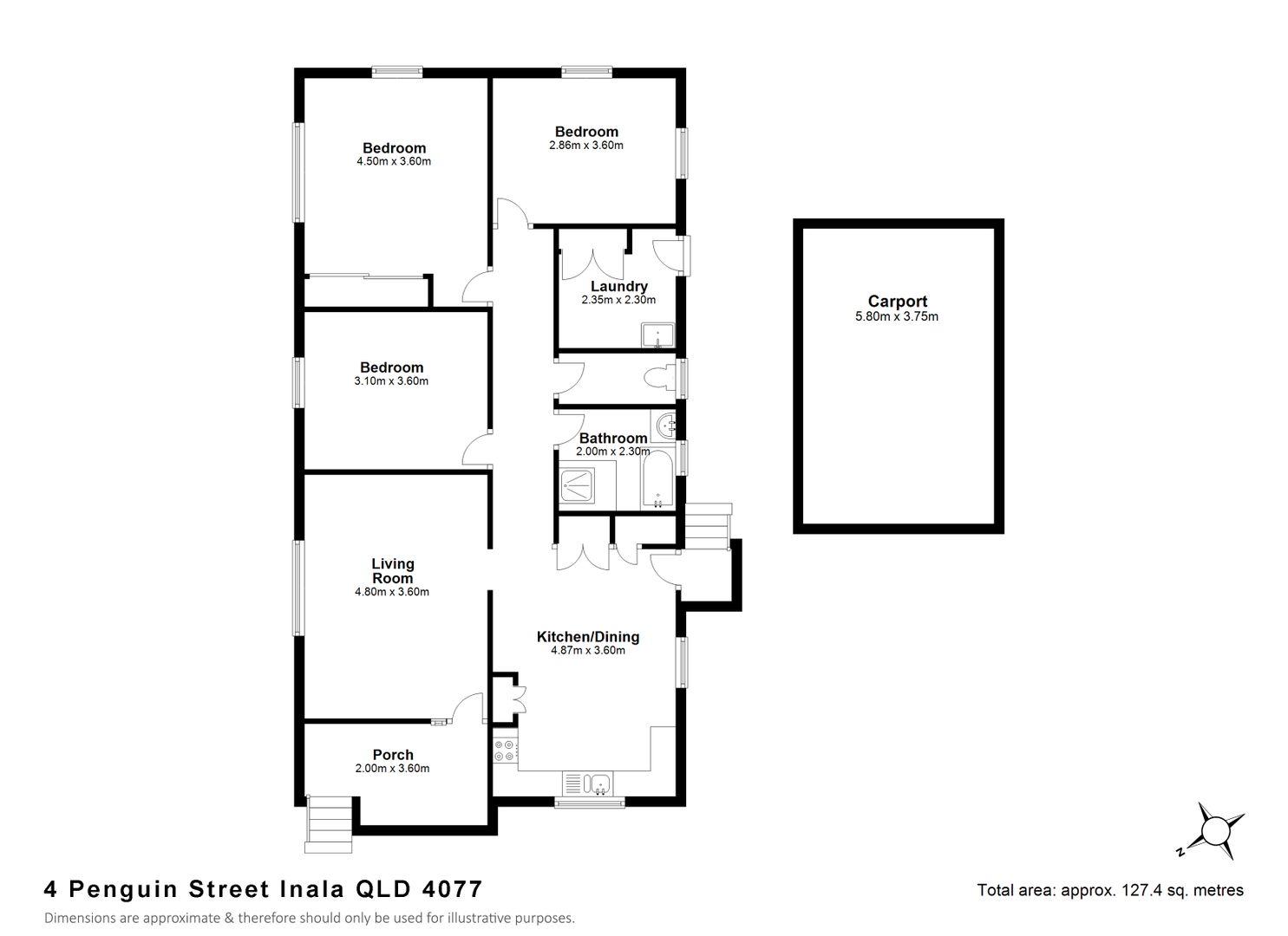 4 Penguin Street, Inala QLD 4077, Image 1