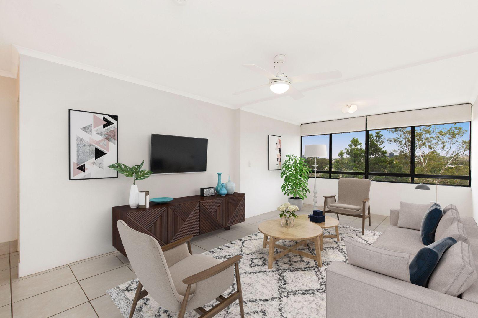 6/40 Dunmore  Terrace, Auchenflower QLD 4066, Image 2