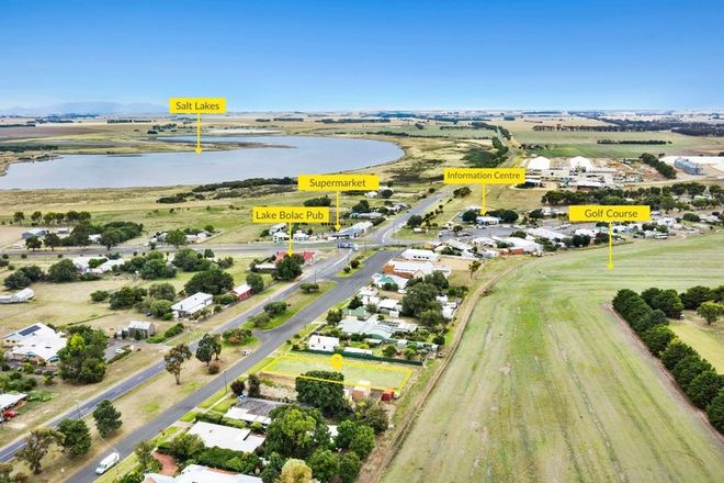 Picture of 156 Montgomery Street, LAKE BOLAC VIC 3351