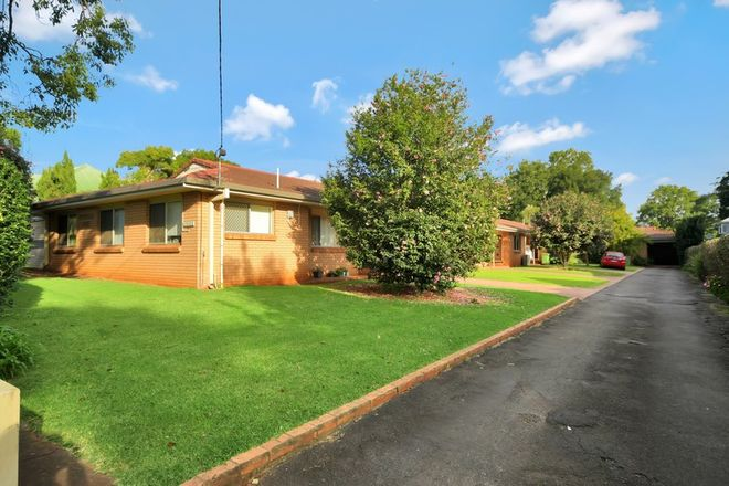 Picture of Unit 4/42 Arthur Street, EAST TOOWOOMBA QLD 4350