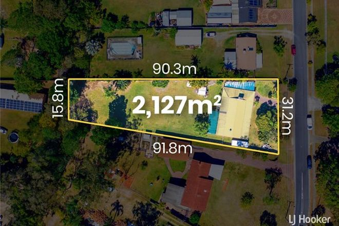 Picture of 79 Timor Avenue, LOGANHOLME QLD 4129