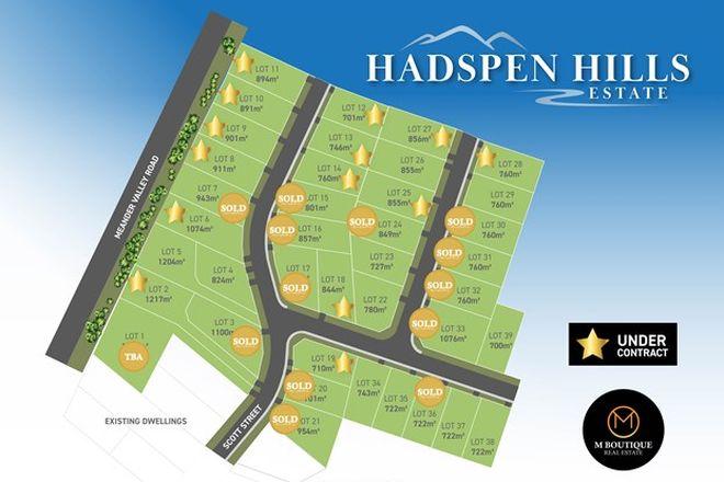 Picture of HADSPEN TAS 7290