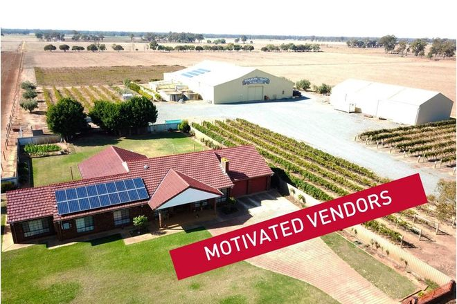Picture of 340 Trotter Road, MOOROOPNA NORTH VIC 3629