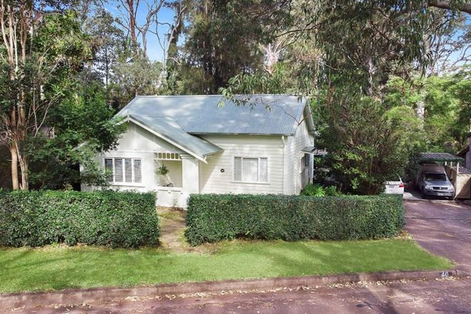 Picture of 40 Russell Avenue, WAHROONGA NSW 2076