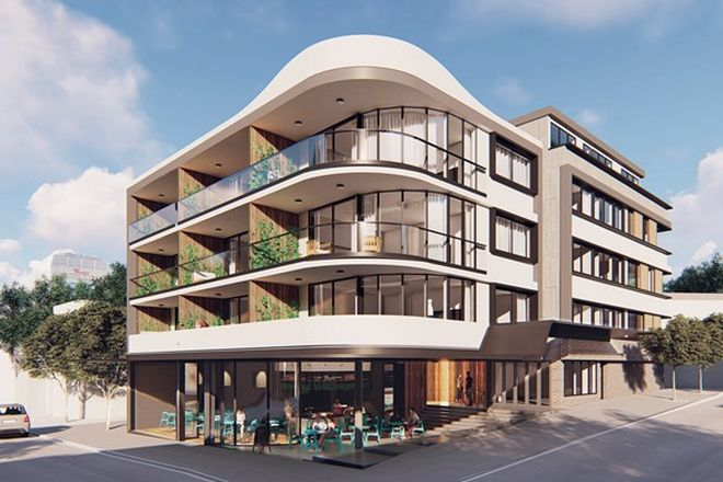 Picture of 1 Bed/110-116 Bronte Rd, BONDI JUNCTION NSW 2022