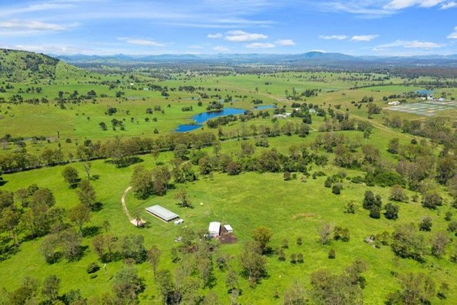 Picture of 572 Kanyan Road, THEEBINE QLD 4570