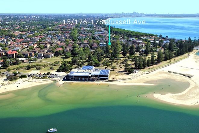 Picture of 15/176-178 Russell Ave, DOLLS POINT NSW 2219