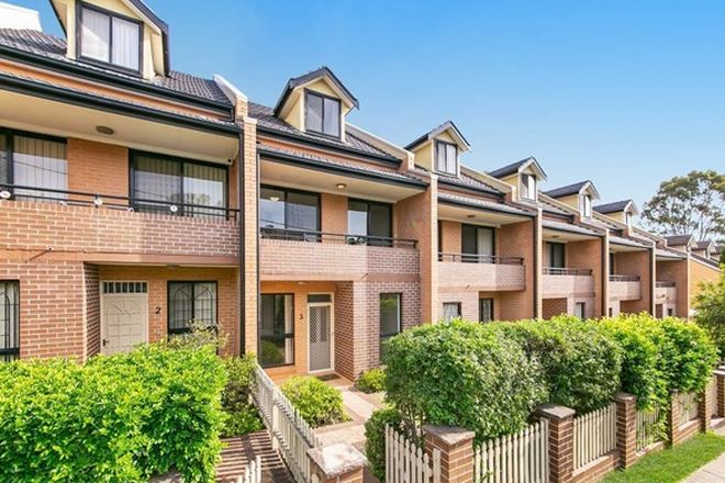 Picture of 3/23 Belmore Street, NORTH PARRAMATTA NSW 2151