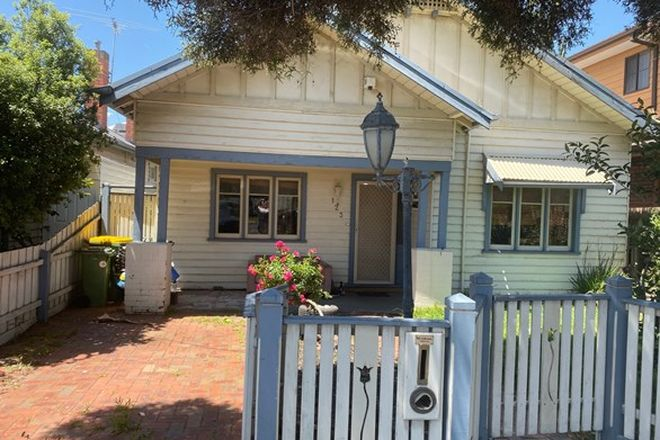 Picture of 123 Summerhill Road, FOOTSCRAY VIC 3011